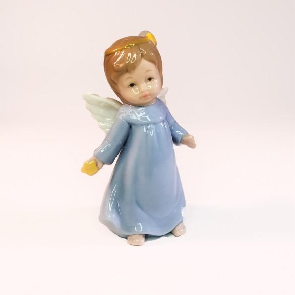 Ангелочек в голубом
