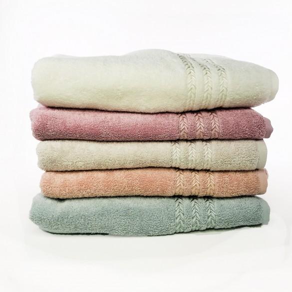 Косичка полотенце баня